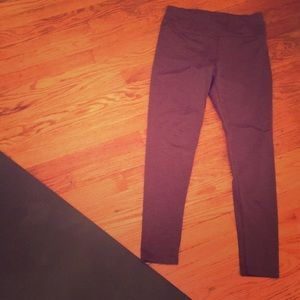 Manduka Essential Legging- heather
